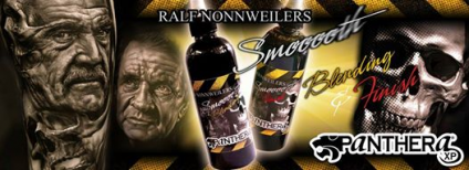 Ralf Nonnweiler SMOOTH BLENDING by PANTHERA