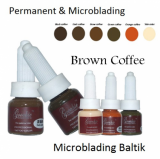 GOOCHIE PIGMENTS for Permanent & Microblading x 6 pcs
