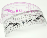 ROUND RULER BLACK TRANSPARENT