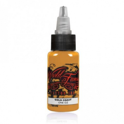 GOLD COAST 30ML WORLD FAMOUS TATTOO INK
