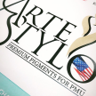 ARTESTYLO Made in USA pigments