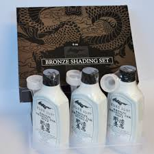 BRONZE SHADING SET by KURO SUMI