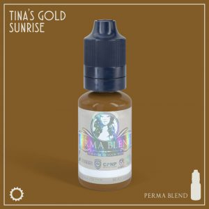 PERMA BLEND Tinas Gold Sunrise 15ml
