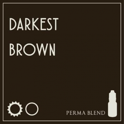 PERMA BLEND Darkest Brown 30ml