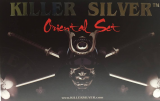 ORIENTAL SET 4 X 30 ML by KILLER SILVER