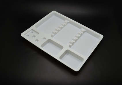 INSTRUMENT TRAY White Pack 10pcs