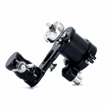 Z  ROTARY ALUMINUM SOLID BLACK with FAULHABER MOTOR