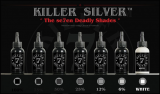 COMPLETE SET 7 x 30 ML by KILLER SILVER