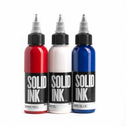 SOLID INK SET 3 MAIN COLORS