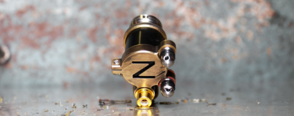 Z ROTARY BRASS with FAULHABER MOTOR Edit.
