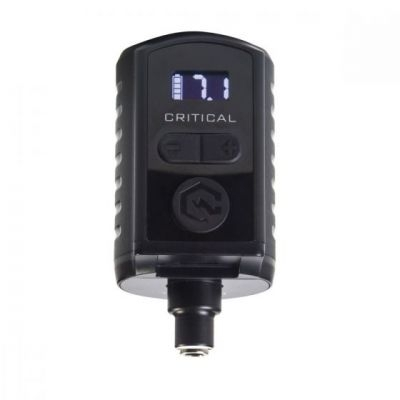 CRITICAL BATTERY RCA or 3.5MM