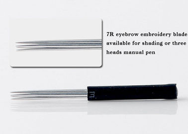 7 BLADE ROUND for MICROBLADING 5 PCS