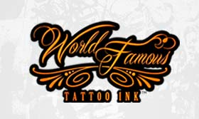 NAPA VALLEY 30ML WORLD FAMOUS TATTOO INK