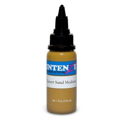 DESERT SAND MEDIUM 30ml by INTENZE