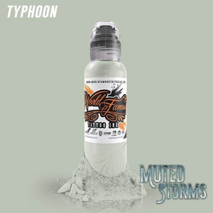 TYPHOON 30ml by WORLD FAMOUS TATTOO INK