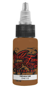 INDIAN INK 30ML WORLD FAMOUS TATTOO INK