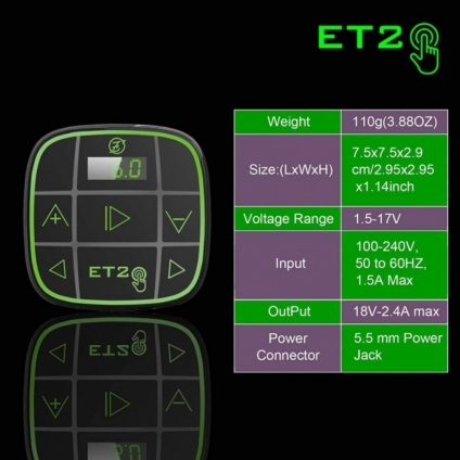 EZ Easy Touch 2 Power Supply