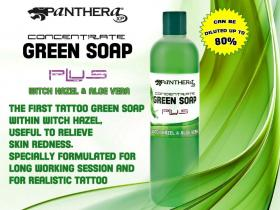 PANTHERA: GREEN SOAP 1L