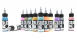 SOLID INK Art Deco set 12x30ML