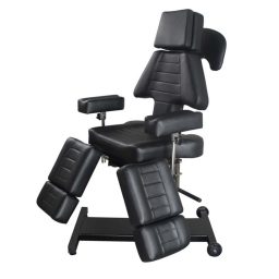 CLIENT'S CHAIR PREMIUM PARLOUR Black color