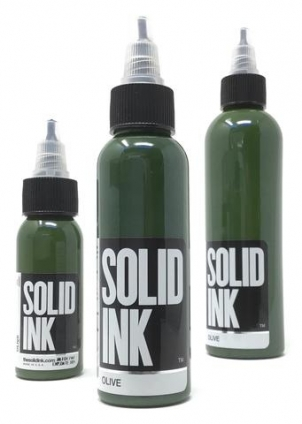 OLIVE 15ml by SOLID INK