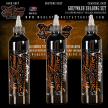 CHARCOAL GREYWASH SET 3 x 120 ml by WORLD FAMOUS TATTOO INK