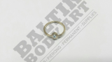 3 pcs TITANIUM GOLD COLOR BCR with STONE