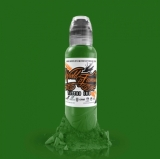 EVERGLADES GREEN 30ml by WORLD FAMOUS TATTOO INK