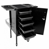 BLACK TATTOO TROLLEY