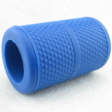 "COVER GRIP ""BLUE WHEEL"" for 20 mm"