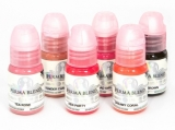 PERMA BLEND INGA BABITSKAYA for LIPS set 6x15ml