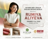 RESERVATION FOR RUMIYA ALMATY MASTER CLASS SEMINAR IN VILNIUS FEBRUARY 1-2