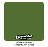 GREEN SLIME 30ml MUTED EARTH by ETERNAL