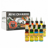 MYKE CHAMBERS SET 12 x 30ML by ETERNAL