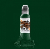 VEGAS GREEN 30ml by WORLD FAMOUS TATTOO INK