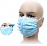DISPOSABLE FACE MASKS (50 PCS)