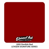 DEVILISH RED 30ml EUGENE KNYSH LEVGEN SET by ETERNAL
