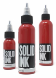 SUPER RED 30ML SOLID INK