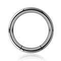 SEGMENT RING TITANIUM 1.2 x 8 mm