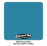 DUSTY BLUE 30ml MUTED EARTH by ETERNAL