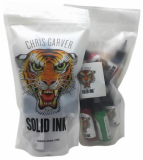 CHRIS GARVER SET 12x30ML SOLID INK