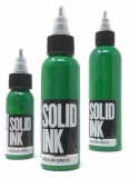 MEDIUM GREEN 30ML SOLID INK