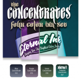 THE CONCENTRATES 4X30ML