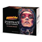 PORTRAIT SKIN TONES SET 12 x 30 ML by ETERNAL