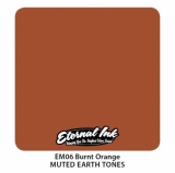 BURNT ORANGE 30ml MUTED EARTH by ETERNAL