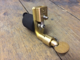 MK2 PLAIN BRASS 3,5 MM by ROTARY WORKS