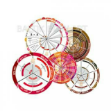 BELLA COLOR CHART VIVID COLOR WHEEL