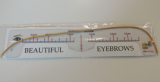 RULER BEAUTIFUL EYEBROW with CORD for MICROBLADING and PMU