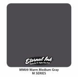 WARM MEDIUM GRAY 30ml M-SERIES by ETERNAL