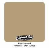 ALMOND 30ml PORTRAIT SKIN TONES SET by ETERNAL
